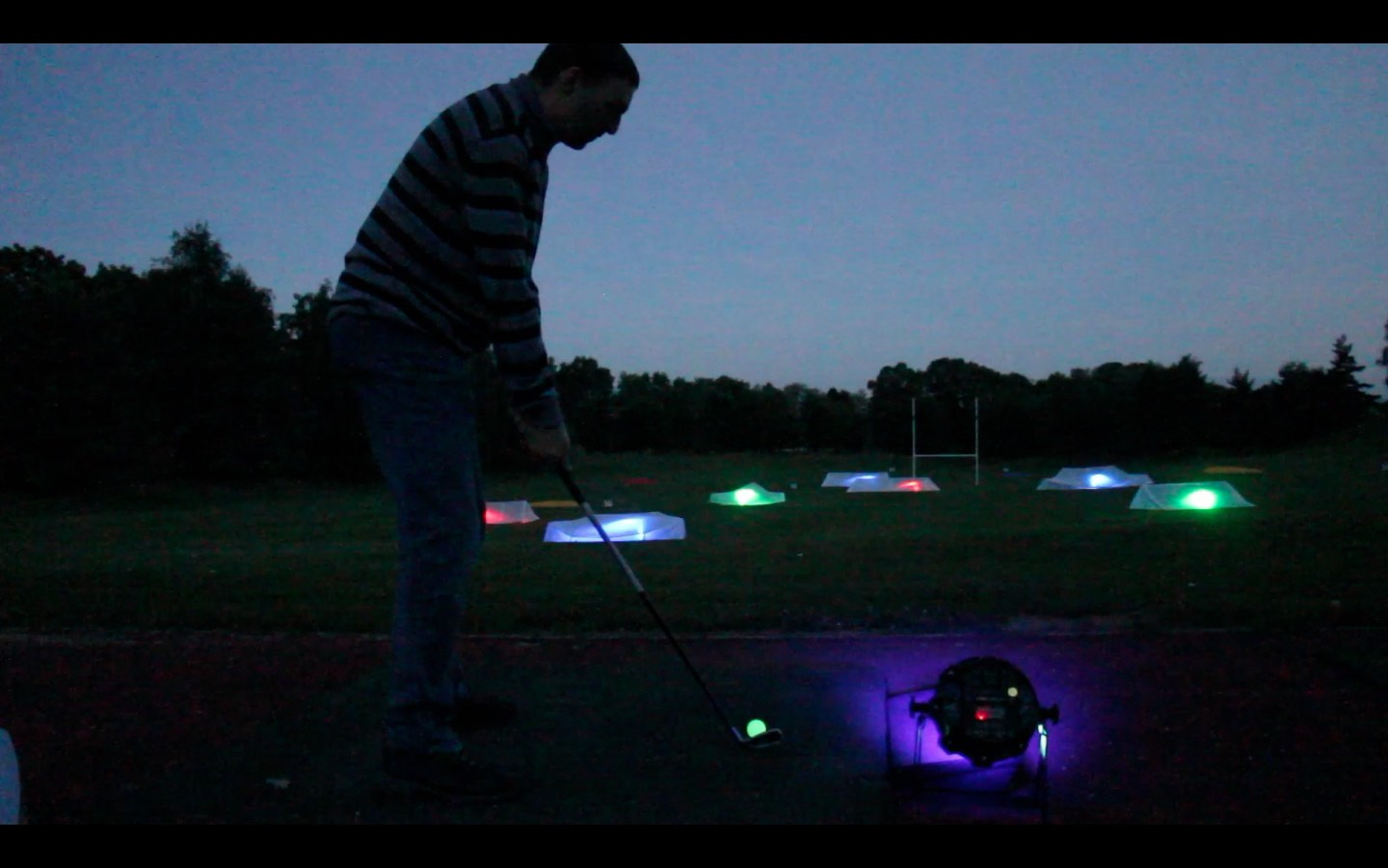 Starlight Golf_Afterwork ABB_Maison Blanche