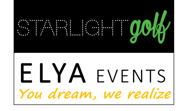 Partenariat Starlight Golf Elya Events