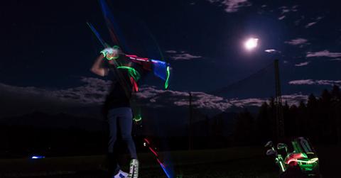 Nuits du Golf Crans Montana_Starlight Golf 2018